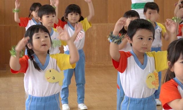 208_御所野幼稚園うみダンス